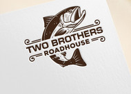 Two Brothers Roadhouse Logo - Entry #17