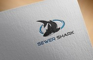 Sewer Shark Logo - Entry #139