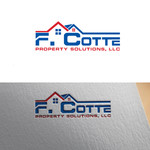F. Cotte Property Solutions, LLC Logo - Entry #249