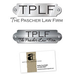 The Pascher Law Firm Logo - Entry #27