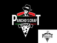 Pancho's Craft Pizza Logo - Entry #116