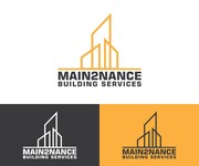 MAIN2NANCE BUILDING SERVICES Logo - Entry #163