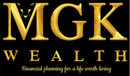 MGK Wealth Logo - Entry #504