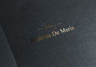 Belinda De Maria Logo - Entry #279