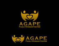 Agape Logo - Entry #213