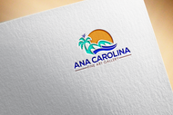 Ana Carolina Fine Art Gallery Logo - Entry #126