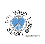 I'm Your Turbo Lover Logo - Entry #30