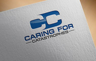 CARING FOR CATASTROPHES Logo - Entry #71