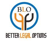 Better Legal Options, LLC Logo - Entry #6