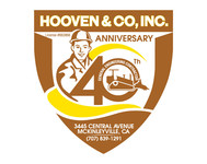 Hooven & Co, Inc. Logo - Entry #42