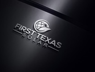 First Texas Solar Logo - Entry #40