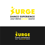 SURGE dance experience Logo - Entry #99