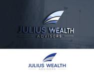 Julius Wealth Advisors Logo - Entry #545