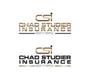 Chad Studier Insurance Logo - Entry #37