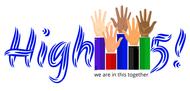 High 5! or High Five! Logo - Entry #22