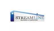 STREAMLINE building & carpentry Logo - Entry #57