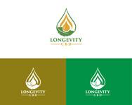 Longevity CBD Logo - Entry #38