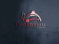 Two Brothers Roadhouse Logo - Entry #41