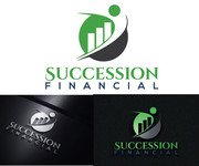 Succession Financial Logo - Entry #476
