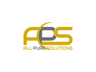 ALL PURE SOLUTIONS Logo - Entry #1