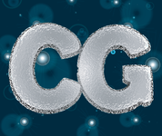 Cosmic Glazing Logo - Entry #48