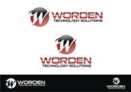 Worden Technology Solutions Logo - Entry #67