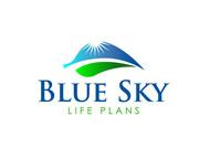 Blue Sky Life Plans Logo - Entry #421