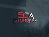 Sturdivan Collision Analyisis.  SCA Logo - Entry #95