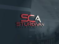 Sturdivan Collision Analyisis.  SCA Logo - Entry #95