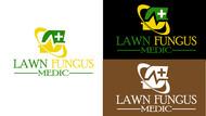 Lawn Fungus Medic Logo - Entry #173