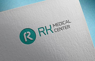 RK medical center Logo - Entry #215