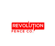 Revolution Fence Co. Logo - Entry #297