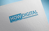 How Digital Logo - Entry #88