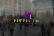 Burp Hollow Craft  Logo - Entry #99