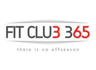 Fit Club 365 Logo - Entry #27