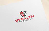 Stealth Projects Logo - Entry #336