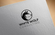 White Wolf Consulting (optional LLC) Logo - Entry #112