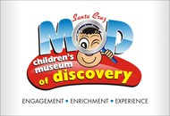santa cruz children's museum of discovery  MOD Logo - Entry #16