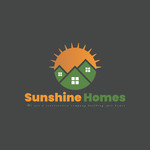 Sunshine Homes Logo - Entry #451