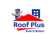 Roof Plus Logo - Entry #291