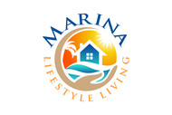 Marina lifestyle living Logo - Entry #90