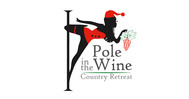 Pole in the Wine Country Retreat  Logo - Entry #13