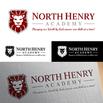North Henry Academy Logo - Entry #15