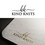 Kind Knits Logo - Entry #24