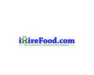 iHireFood.com Logo - Entry #2