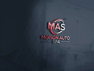 Motion AutoSpa Logo - Entry #144