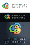 Synergy Solutions Logo - Entry #123