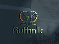 Ruffin'It Logo - Entry #157
