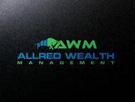 ALLRED WEALTH MANAGEMENT Logo - Entry #603