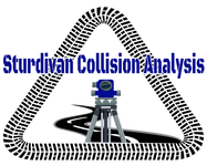 Sturdivan Collision Analyisis.  SCA Logo - Entry #140